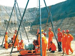 Malaysia Bakun hydroelectric grouting project